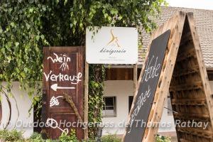Besuch im Weingut *Königsrain*