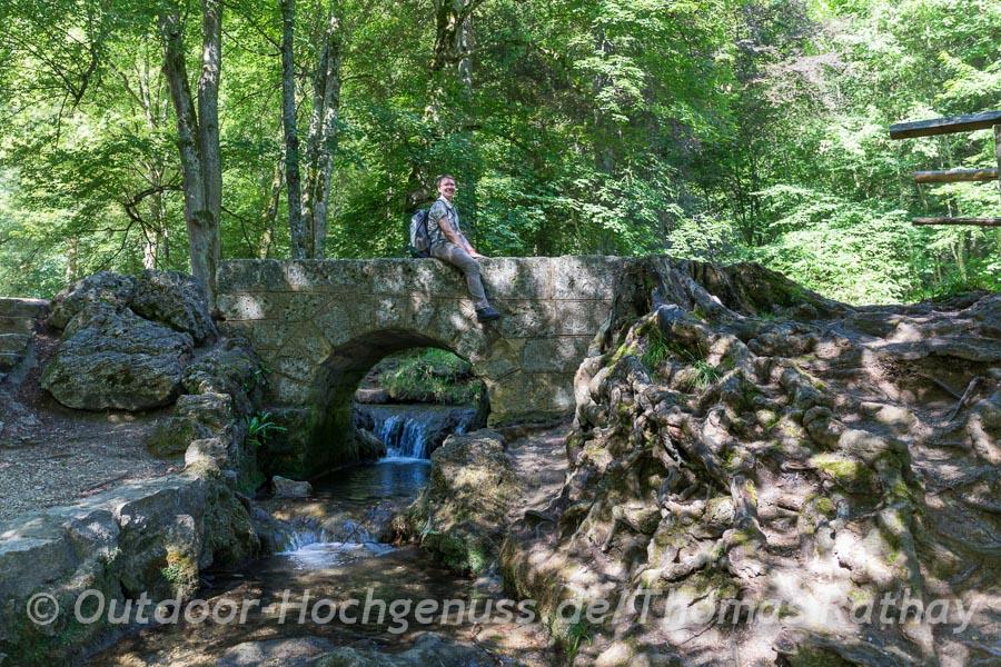 "Premiumweg ""Wasserfallsteig"""