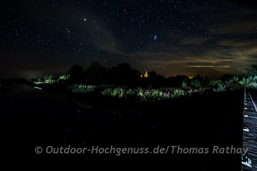 Sterne über Brandenburg