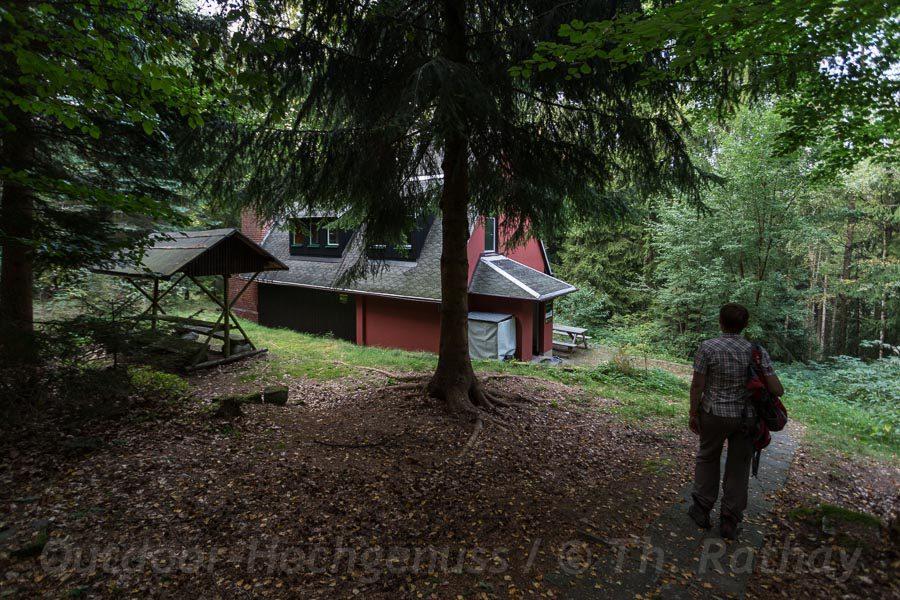 Trekkinghütte *Grenzbaude*