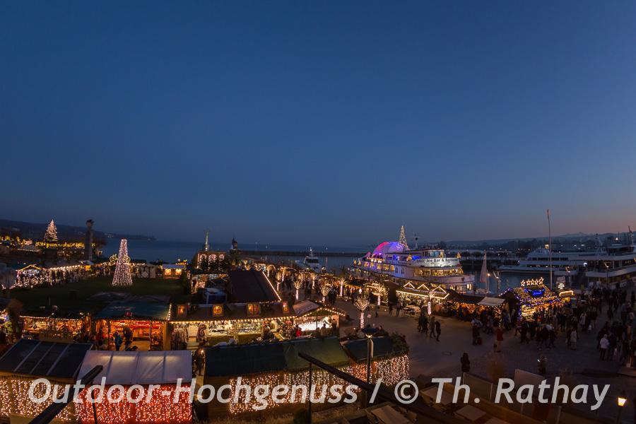 Weihnachtsmarkt, Konstanz, #bodensee4u