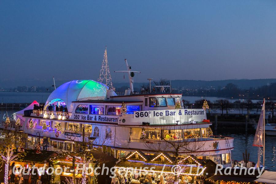 #bodensee4u, Konstanz, Schiff, Weihnacht, Hafen