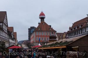 Weihnachtsmarkt in Schorndorf