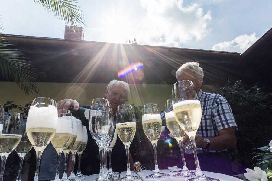 Sekt vom Weingut Dörflinger