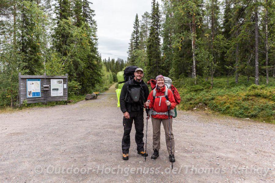 Startpunkt Göljan Norra