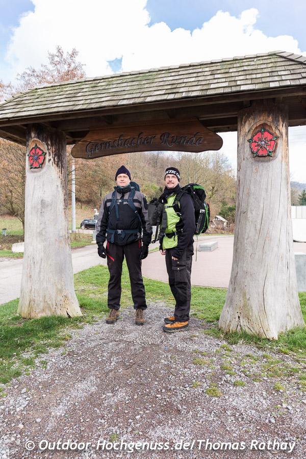 Wanderprotal Gernsbacher Runde