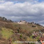 Schloss und Restaurant mit Michelinstern