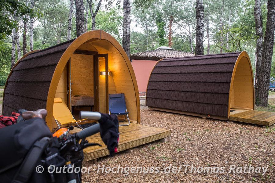 Pod, Camping, Glamping, viarhona