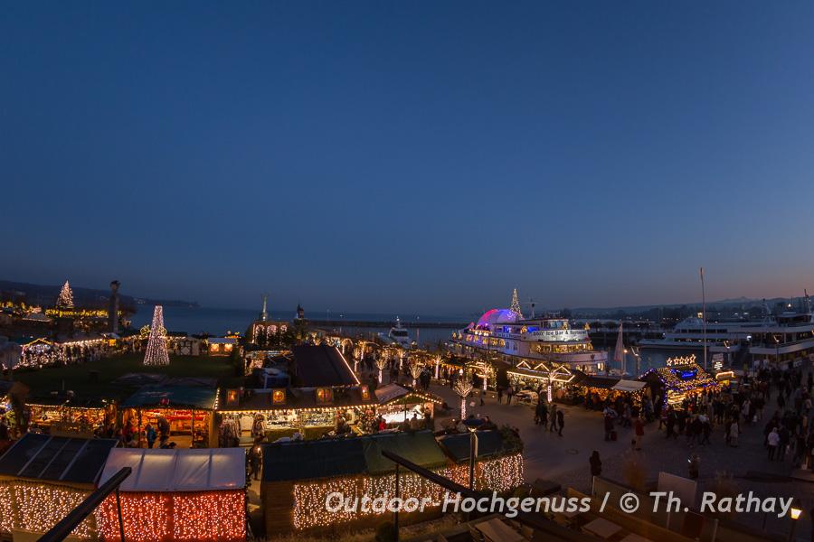Konzil, Bodensee, Weihnachtsmarkt, Imperia