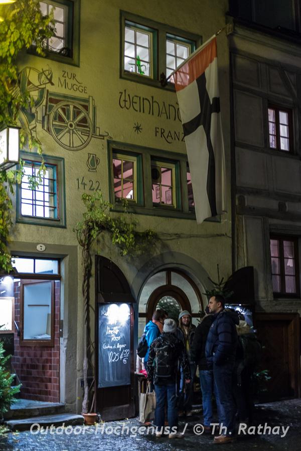 Niederburg, Konstanz, Bodensee
