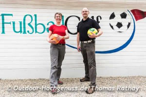 Fussballgolf in Beckingen