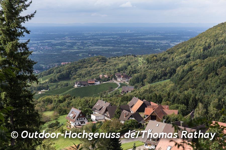 *Alde Gott Panoramarunde* Sasbachwalden