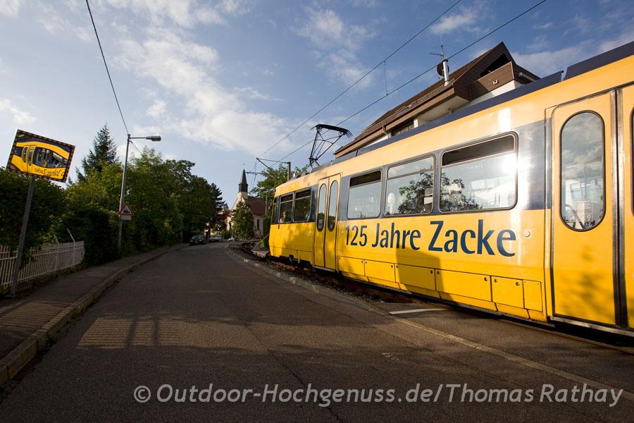 Zahnradbahn - Zacke