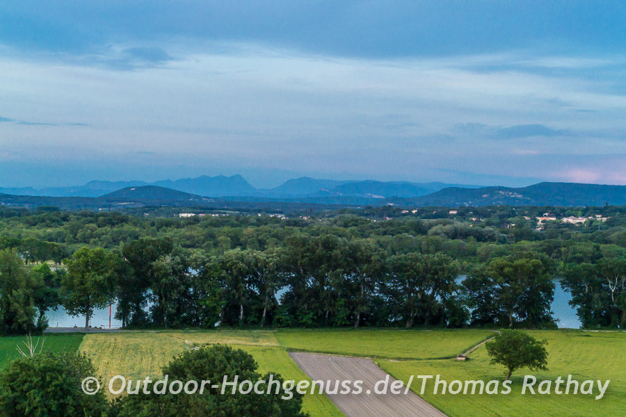 Vivier, Aussicht, Trois Becs
