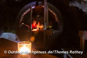 Übernachten im Weinfass in Sasbachwalden